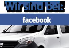 Besuche uns bei Facebook!
